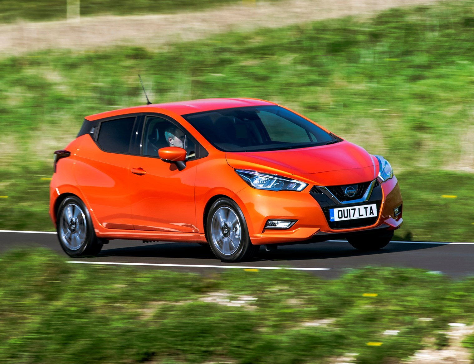 nissan micra hatchback 2017 running costs parkers. Black Bedroom Furniture Sets. Home Design Ideas