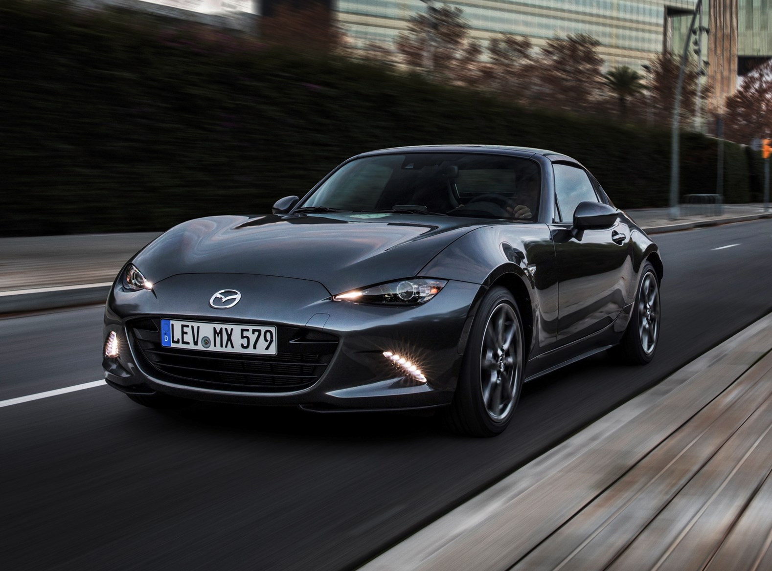 Mazda Mx 5 Rf Review 2019 Parkers