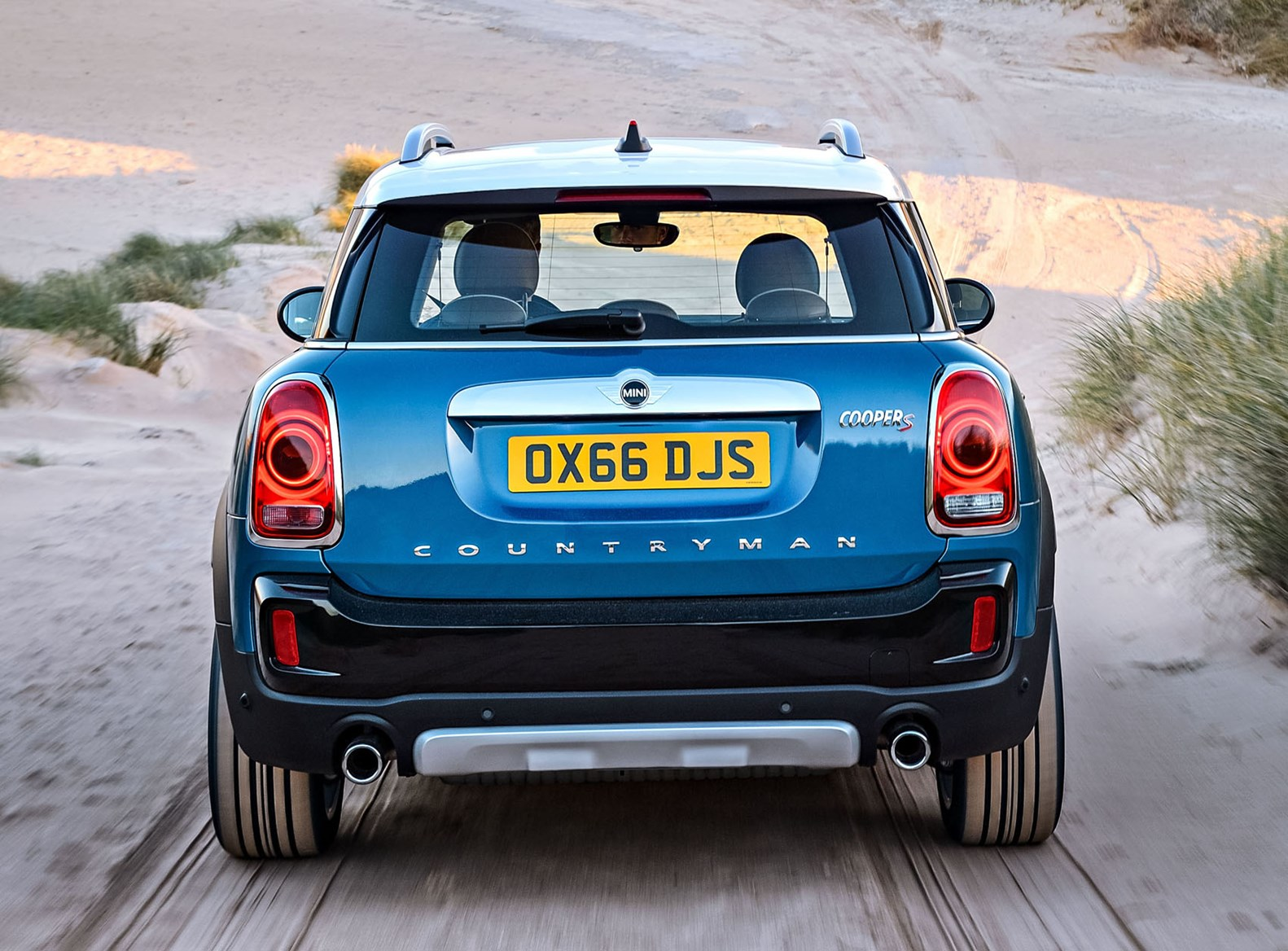 Mini Countryman 2019 Practicality Boot Space Dimensions Parkers
