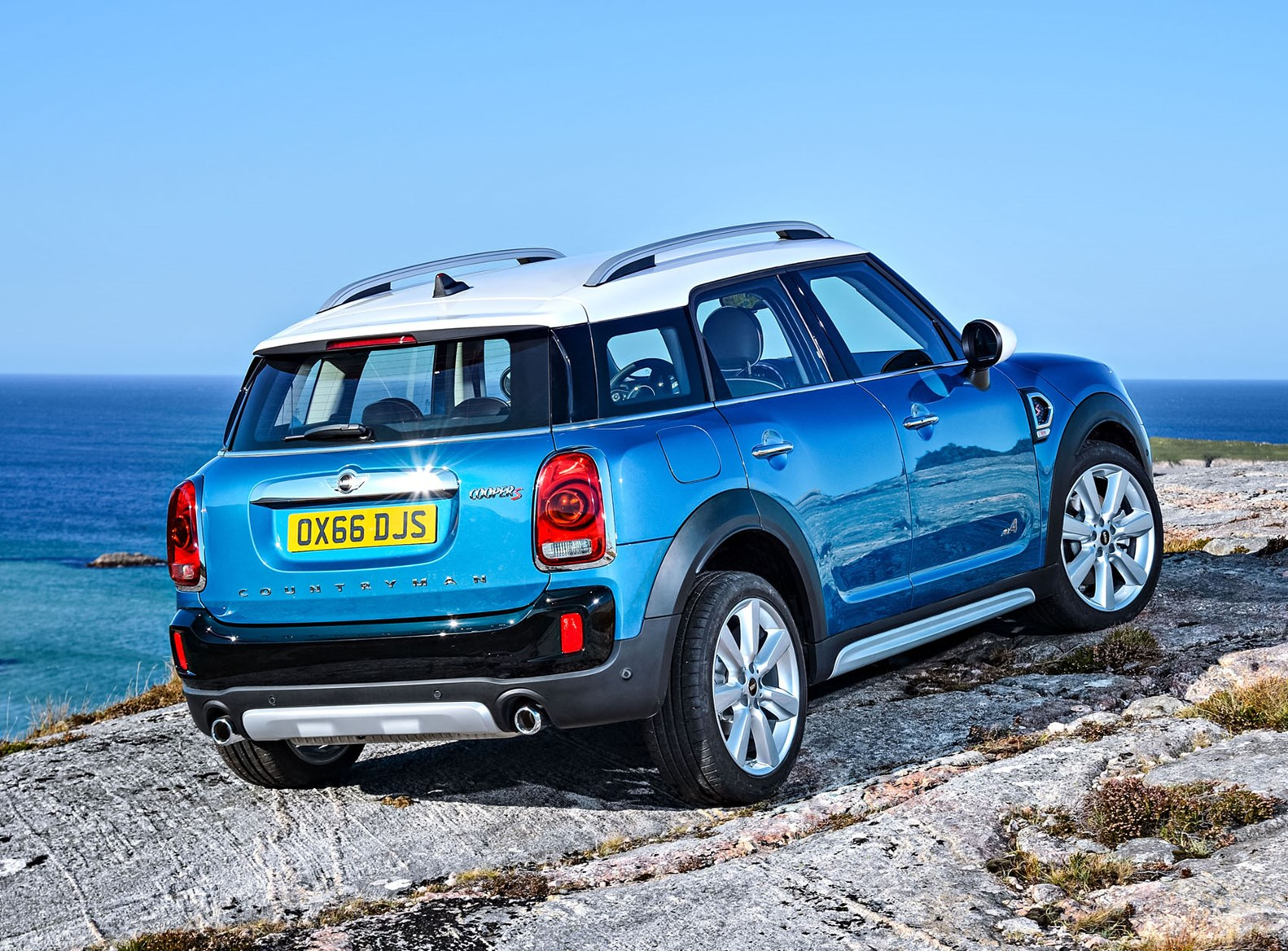 Mini Countryman Review 2019 Parkers