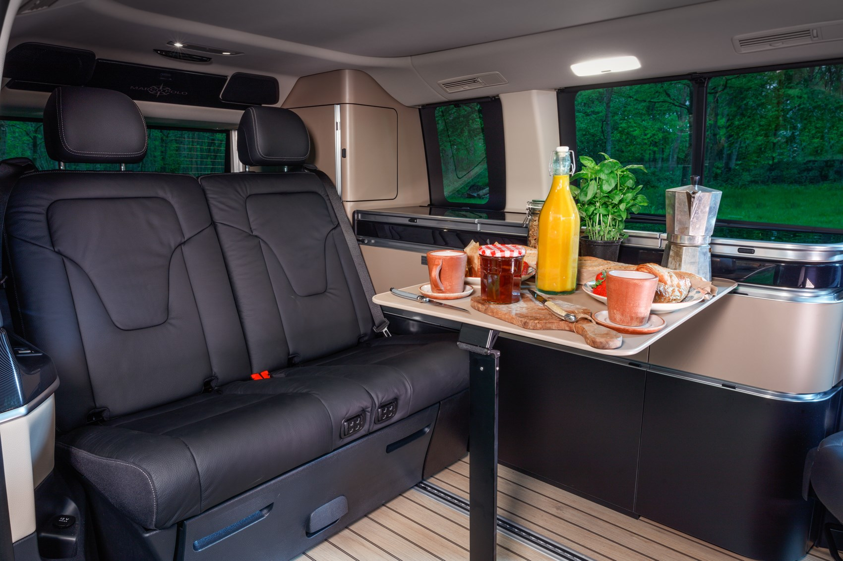 Mercedes-Benz V-Class Marco Polo review | Parkers