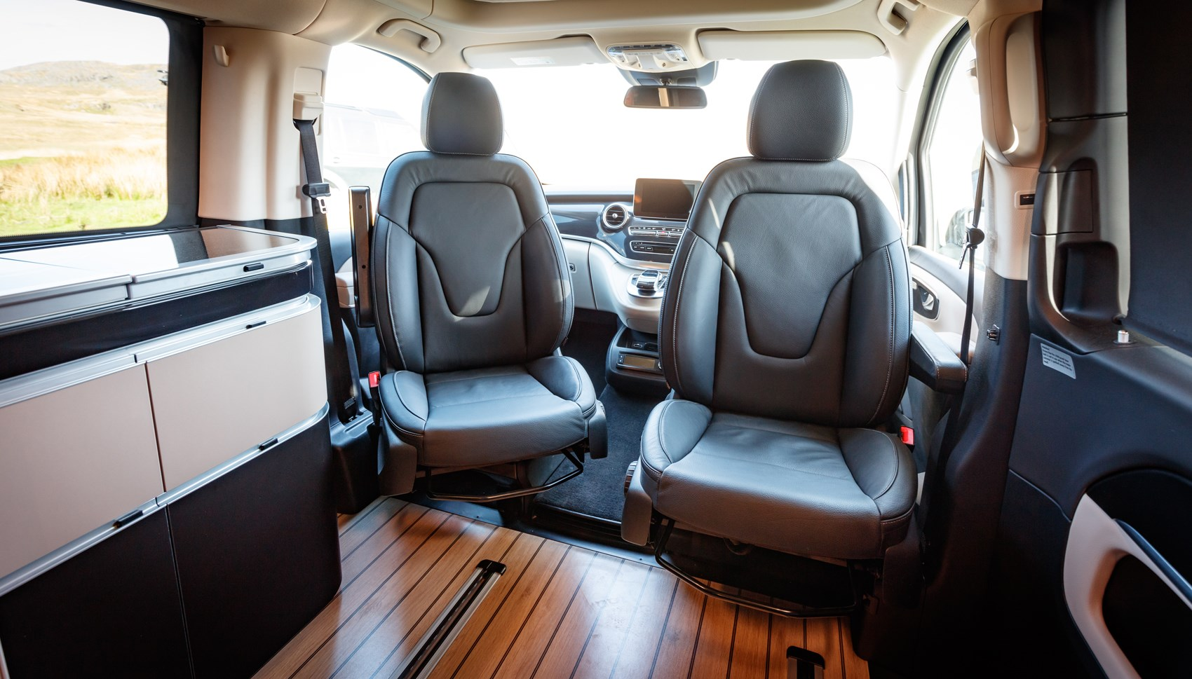 Mercedes Benz V Class Marco Polo Review Parkers