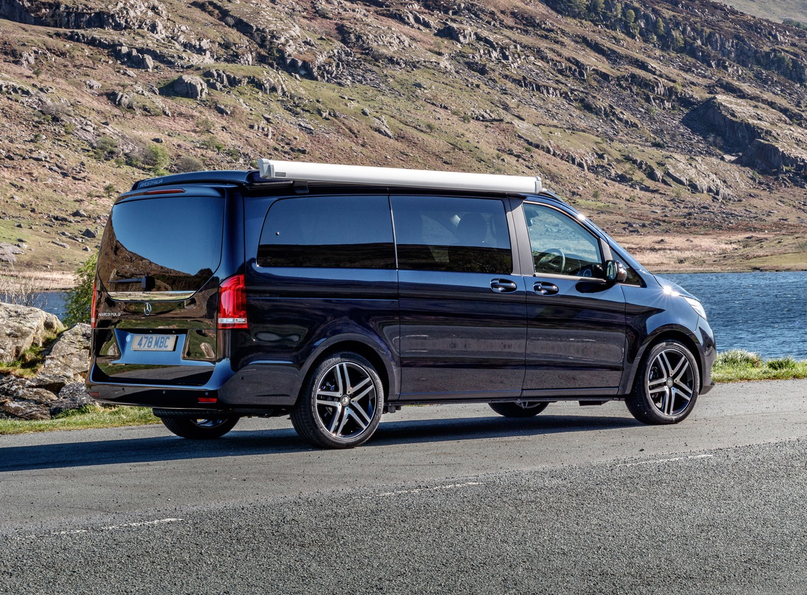 mercedes benz v class marco polo review 2019 parkers. Black Bedroom Furniture Sets. Home Design Ideas
