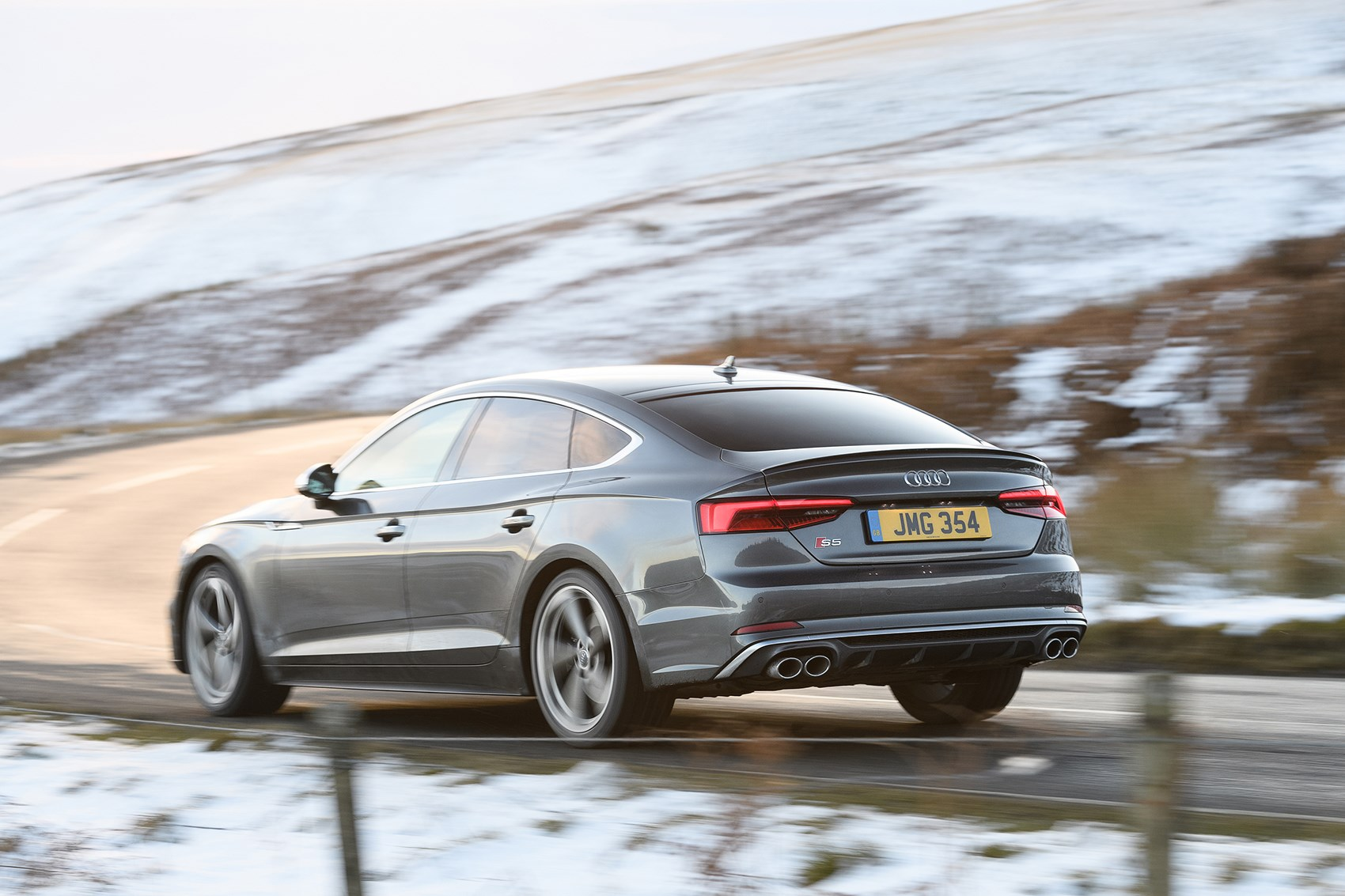 Audi A5 Sportback 2017 Driving Amp Performance Parkers