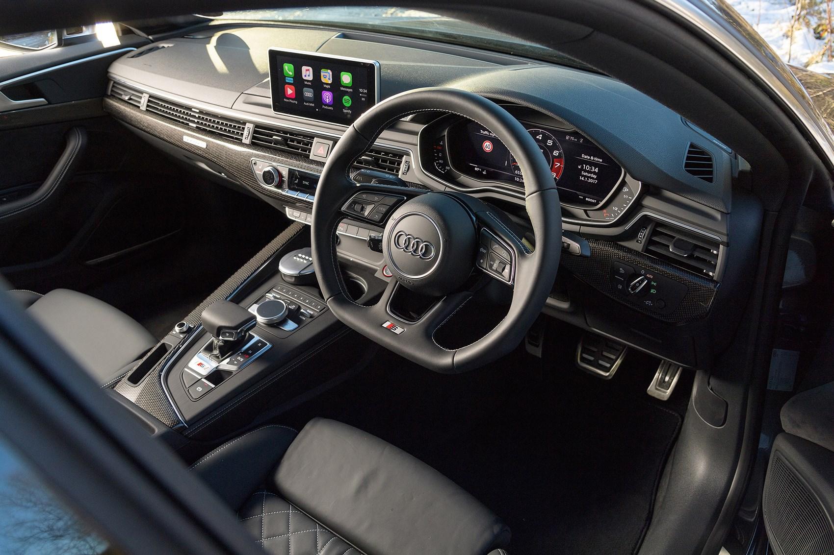 Audi S Sportback on Audi S5 3 0 Engine