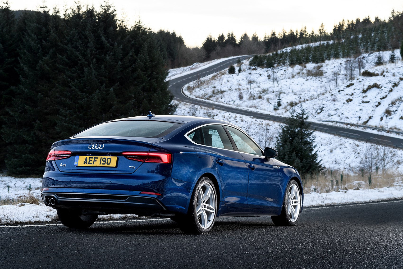 Audi A5 Sportback Review Summary Parkers