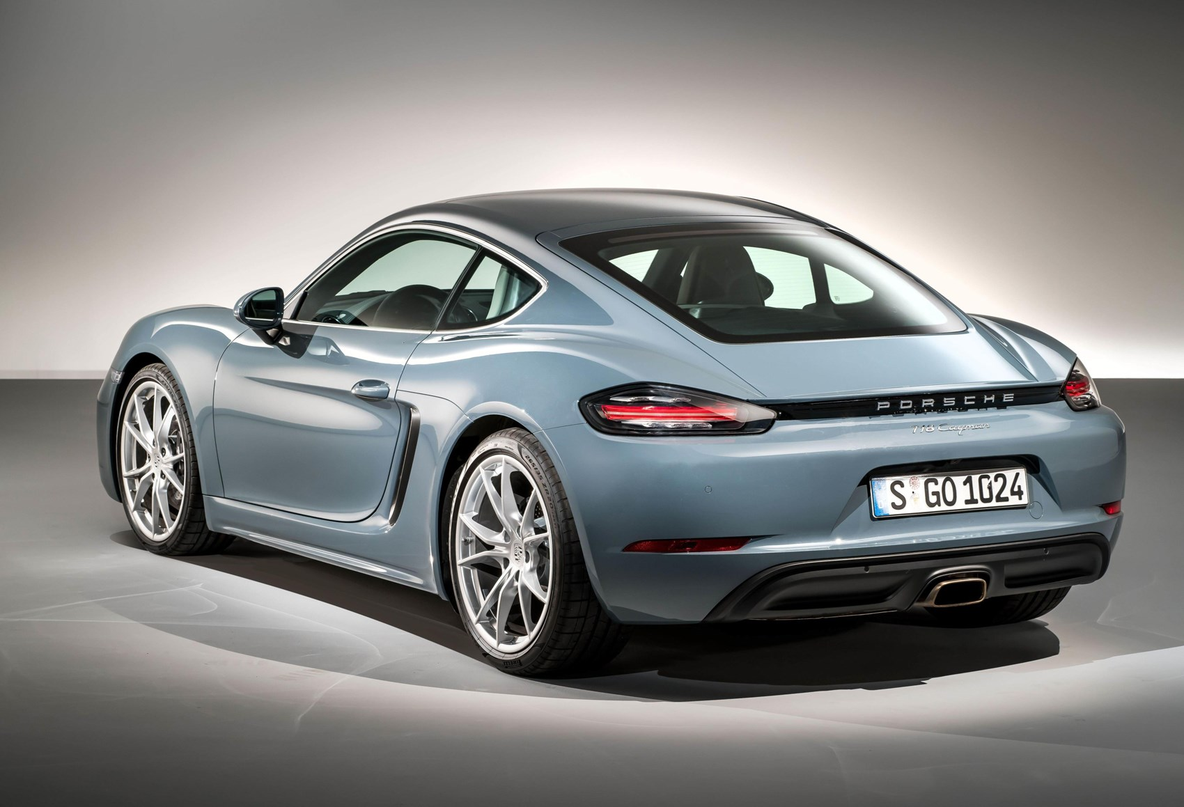 Porsche 718 Cayman Coupe 2016 Features Equipment And