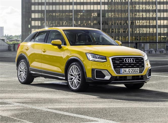 audi q2 crossover available to order parkers. Black Bedroom Furniture Sets. Home Design Ideas