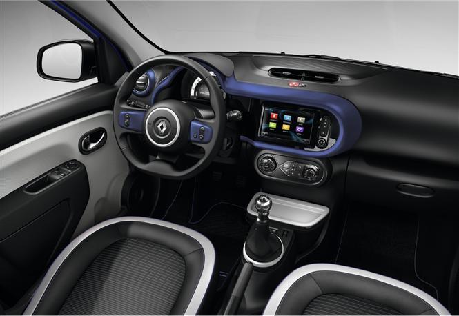 Renault Launches Quot Iconic Quot Twingo Clio And Captur Parkers