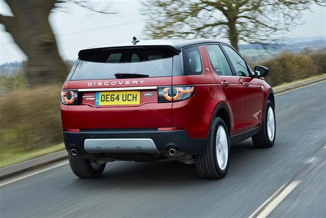 Land Rover Discovery Sport E Capability Model Emits 129g Km Of Co2