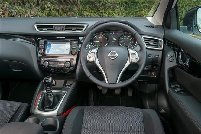 Twin test: Nissan Qashqai vs Vauxhall Mokka | Parkers