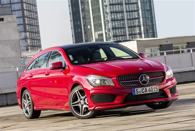 Mercedes benz cla shooting brake offers style and for Mercedes benz cla deals