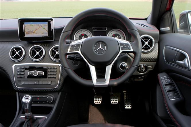 Which Mercedes A Class Makes The Best Company Car Parkers