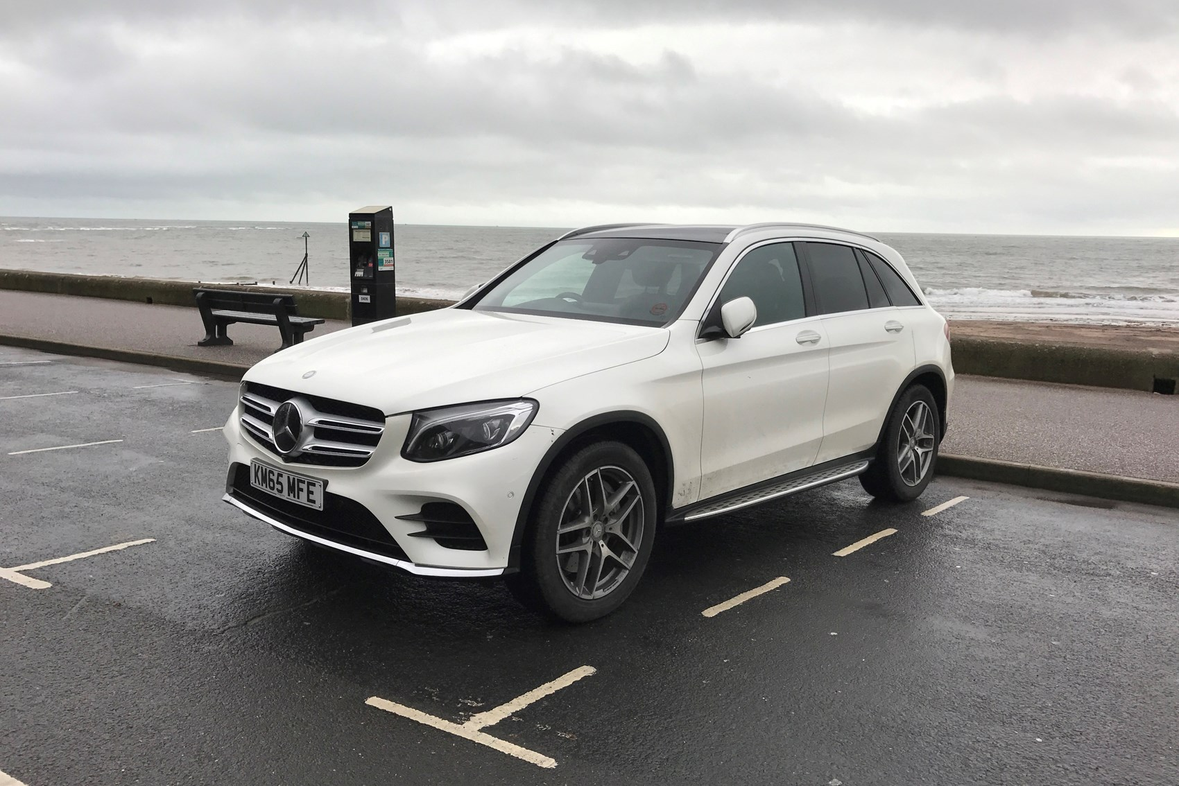Mercedes Benz Glc Does It Pass The Dog Test Parkers