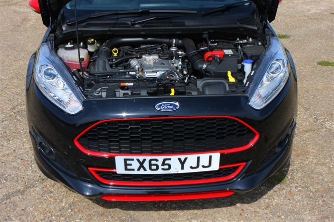 on where is the fuse box in a ford fiesta zetec
