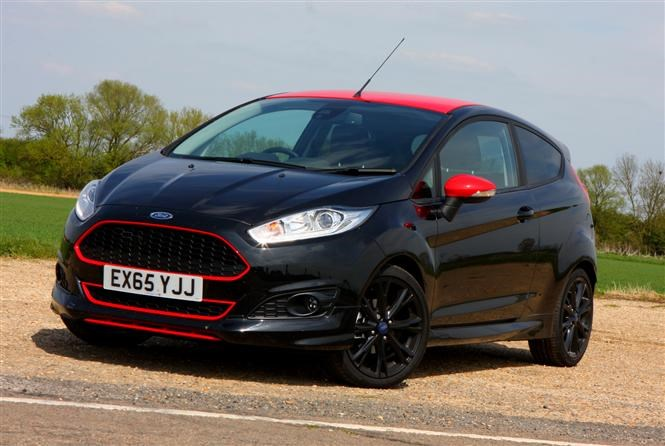 Ford Fiesta Black Edition Farewell Parkers