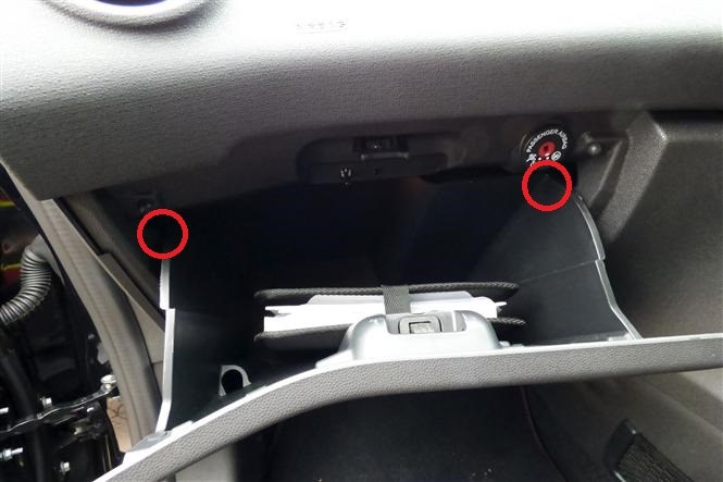 diagfram of fuse box 2011 fiesta glove box   42 wiring
