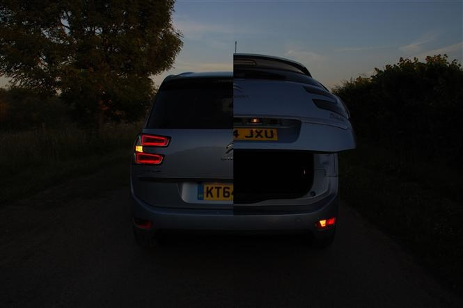 Citroen Grand C4 Picasso - Let there be lights | Parkers