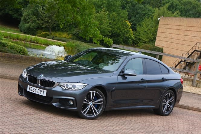 Bmw 420i Gran Coupe Goodbye Parkers
