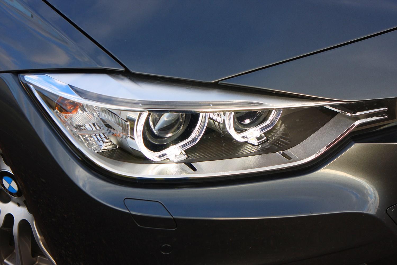 Bmw 320d M Sport Adaptive Headlights Parkers