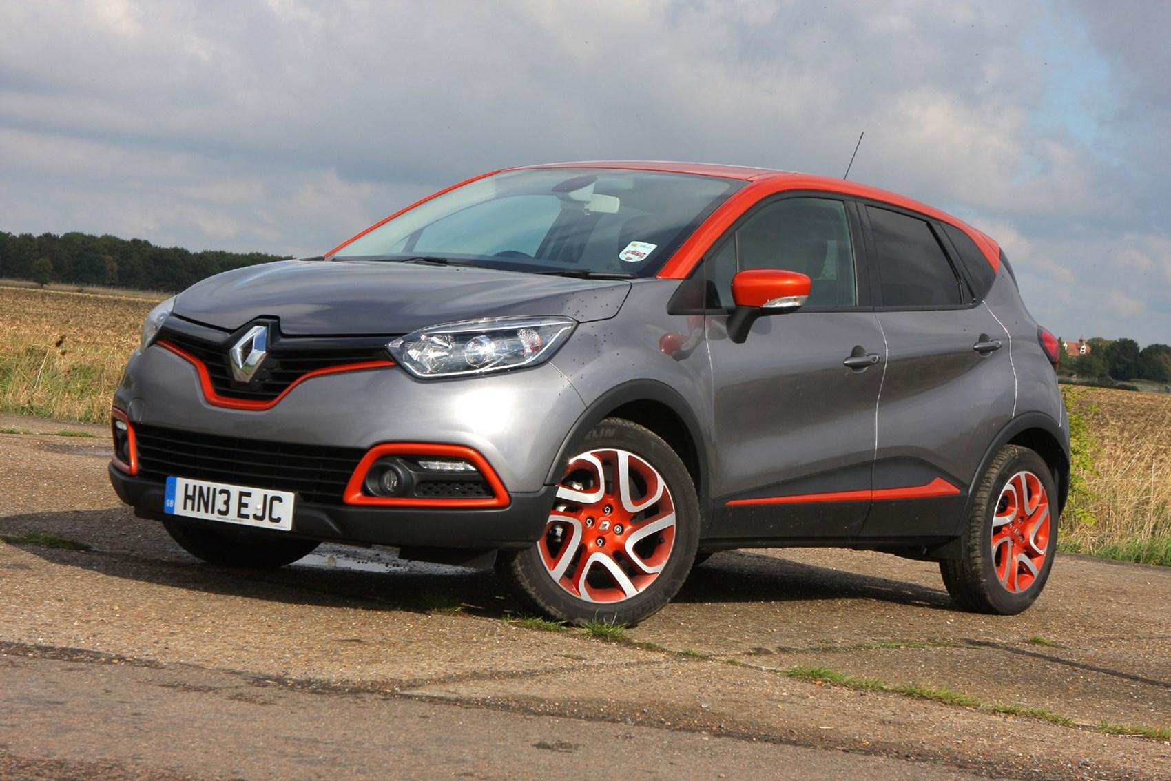 Renault Captur Best Crossover Cars