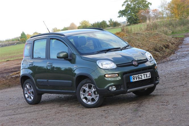 Best Used Four Wheel Drive Cars Parkers