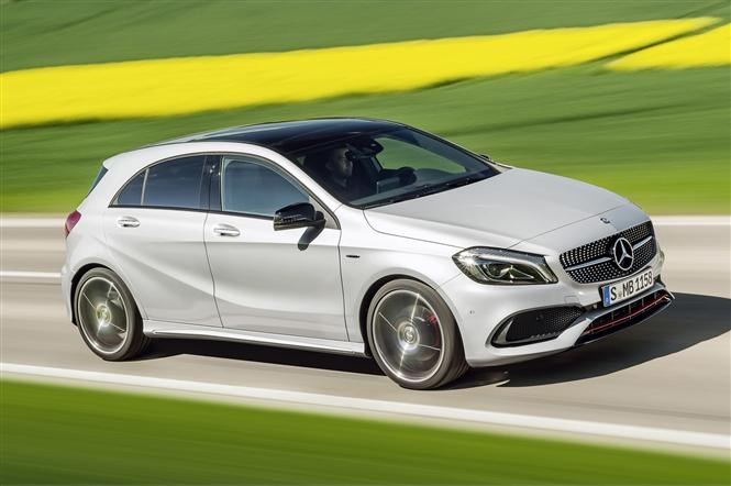 Which Mercedes Benz A Class Should You Buy Parkers