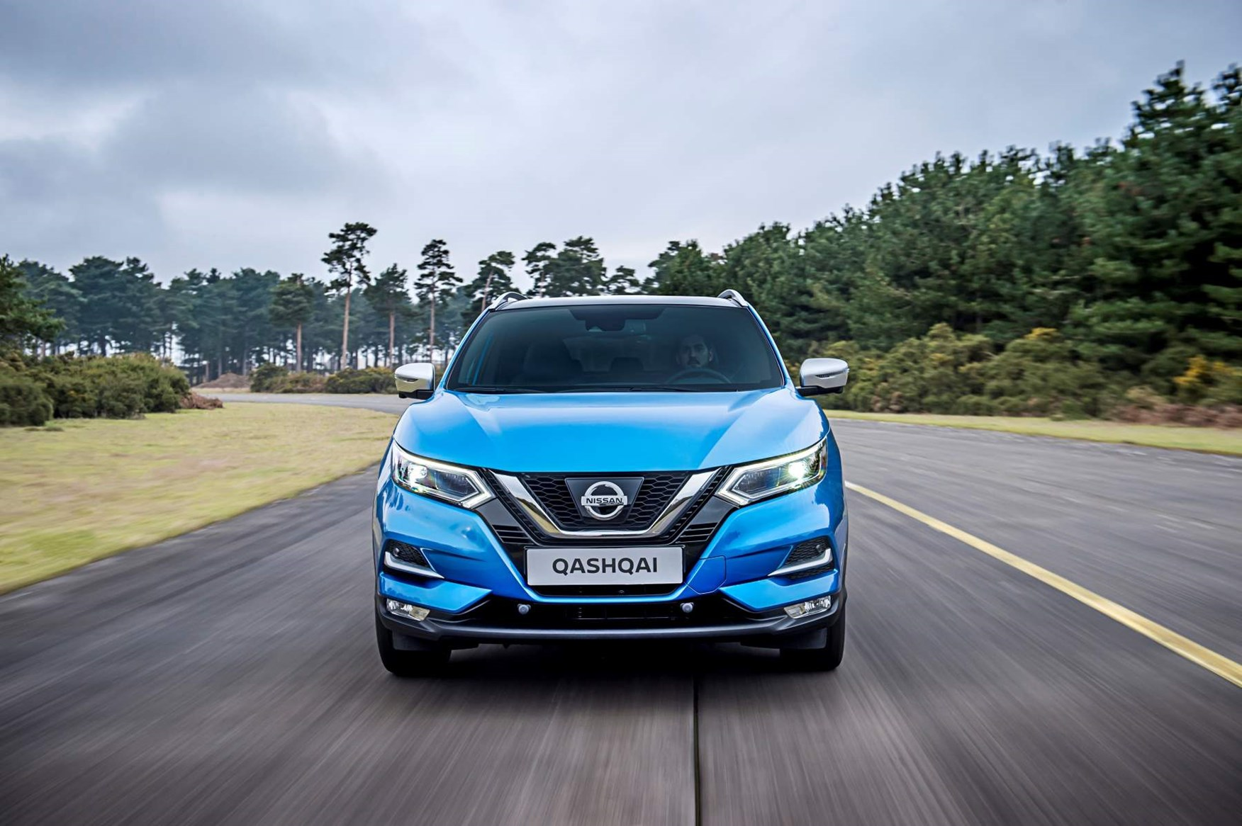 Nissan Qashqai: which version is best?   Parkers