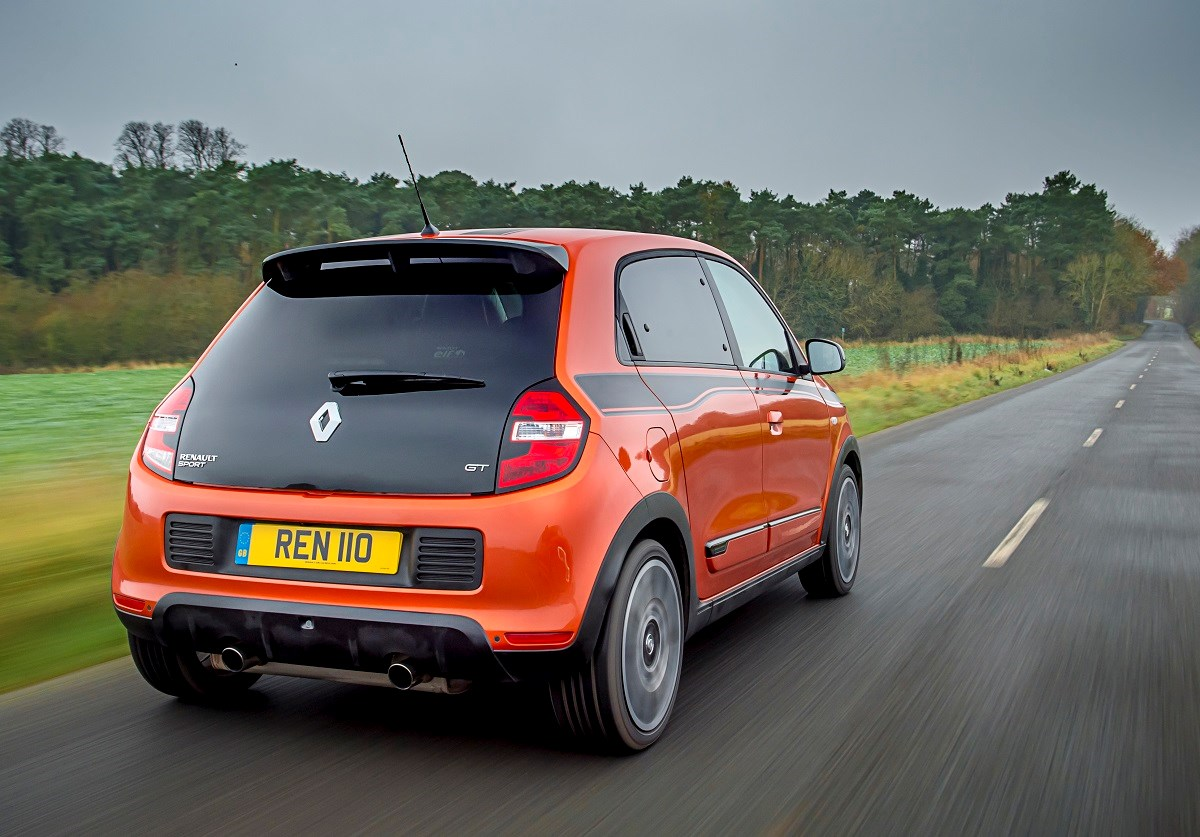 road test renault twingo gt tce 110 parkers. Black Bedroom Furniture Sets. Home Design Ideas