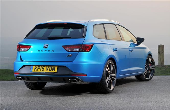 2017 seat leon to get digital dash and awd cupra model | parkers
