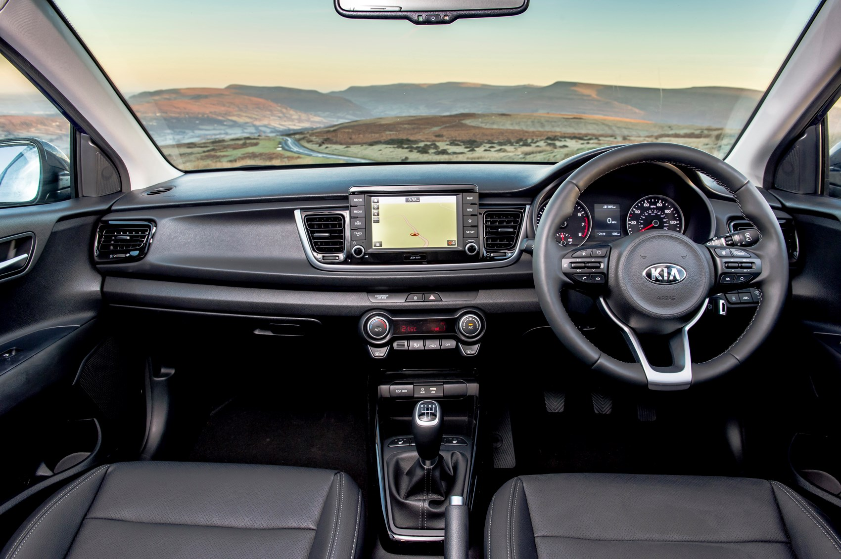 Kia Rio (2019) Practicality, Boot Space & Dimensions | Parkers