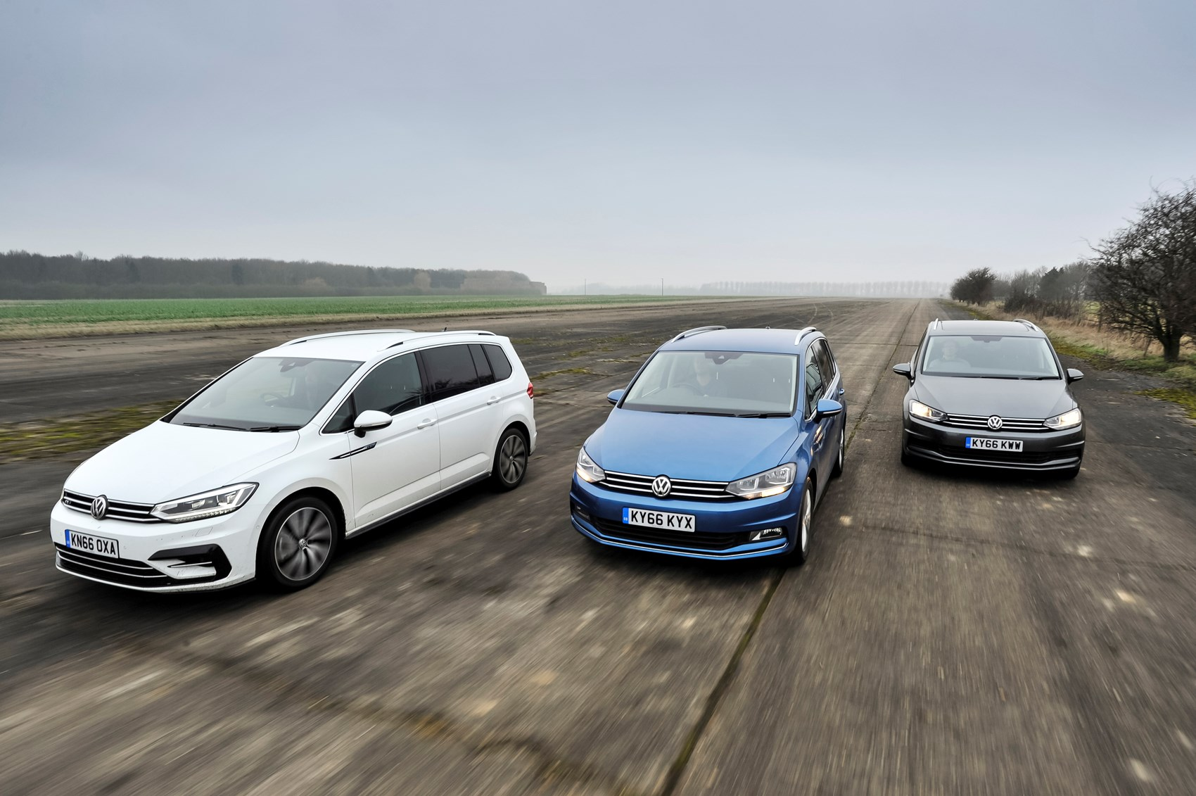Vw Touran Flexible And Fuss Free Parkers Volkswagen Exterior Light Control Wiring System Which To Buy