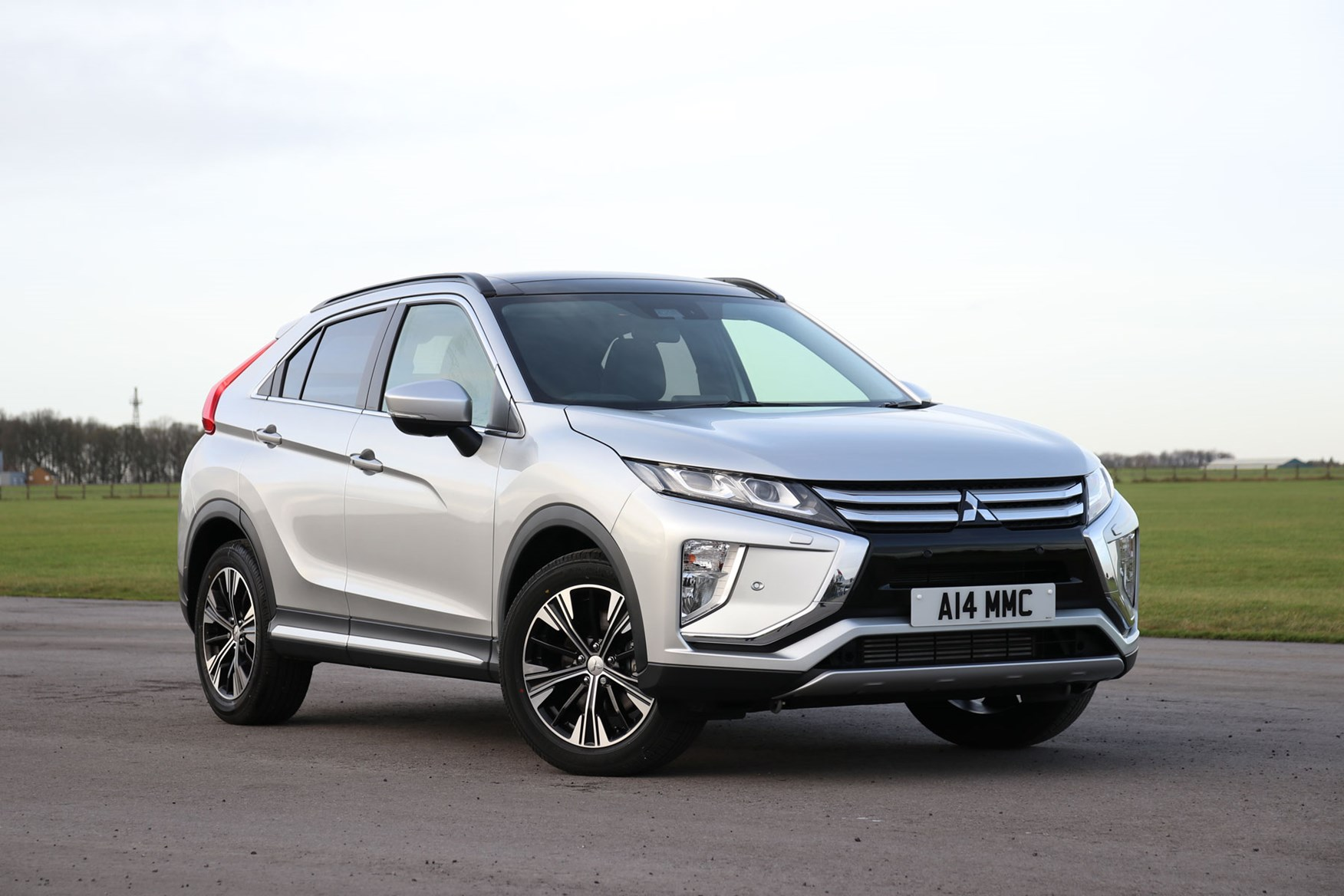 Mitsubishi Eclipse Cross (2019) Engines, Drive & Performance