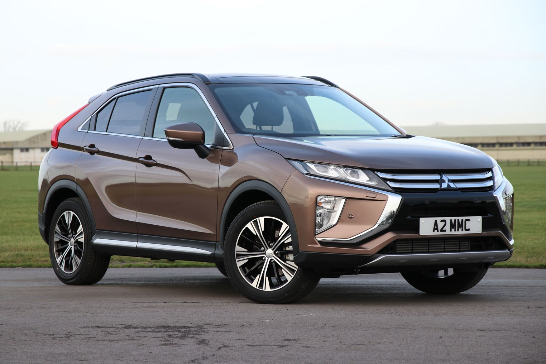 mitsubishi eclipse cross suv review parkers