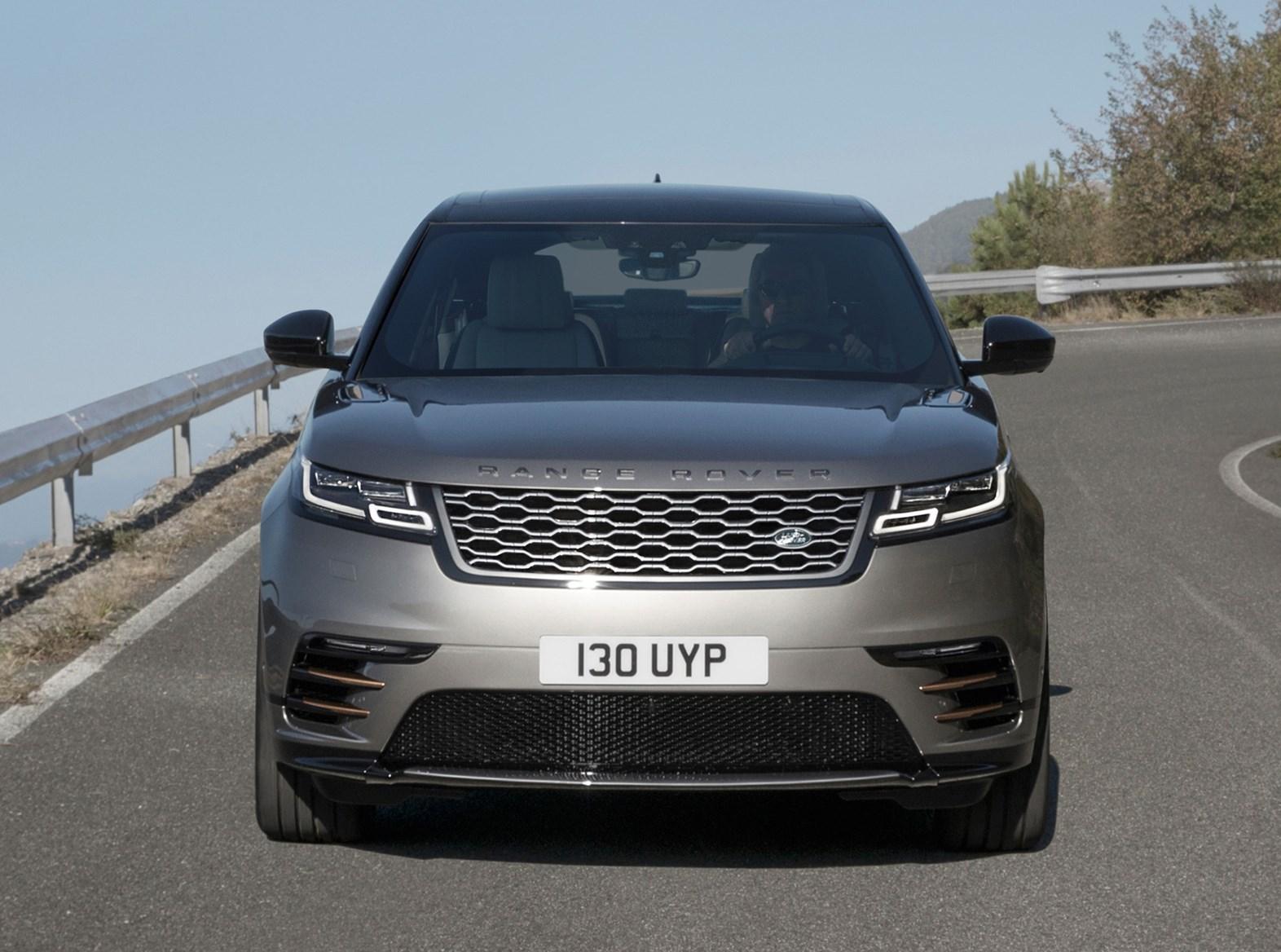 Range Rover Velar full review | Parkers