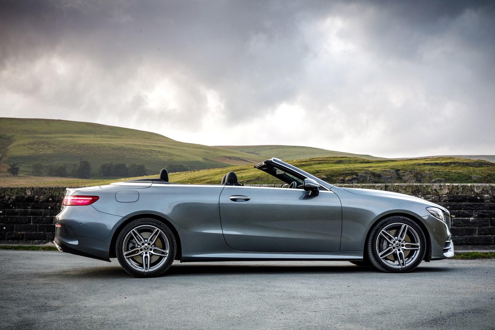 Mercedes Benz E Class Cabriolet review summary