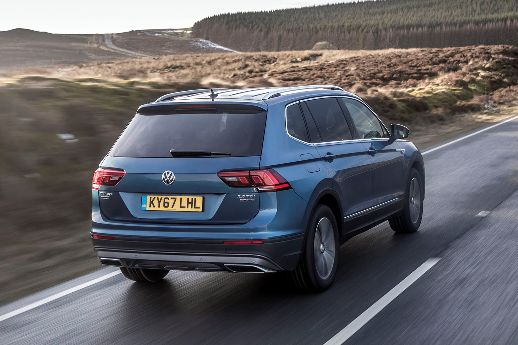 Volkswagen Tiguan Allspace Review (2019) | Parkers