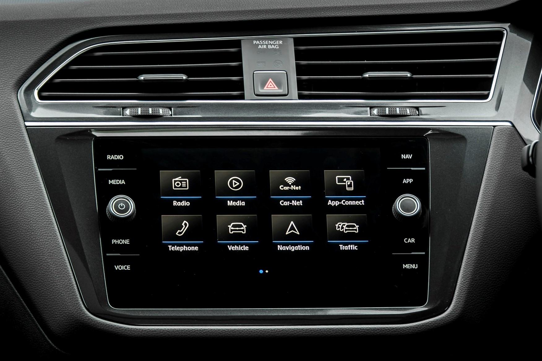 Volkswagen Tiguan Allspace Review 2019 Parkers