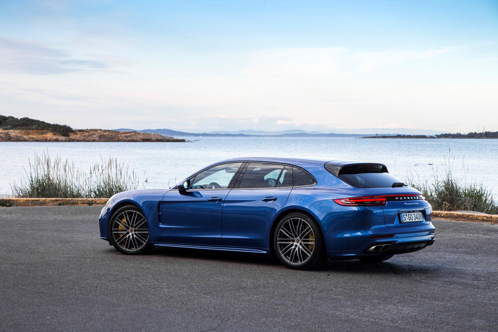 Porsche Panamera Lease >> Porsche Panamera Sport Turismo (2017 - ) Photos | Parkers