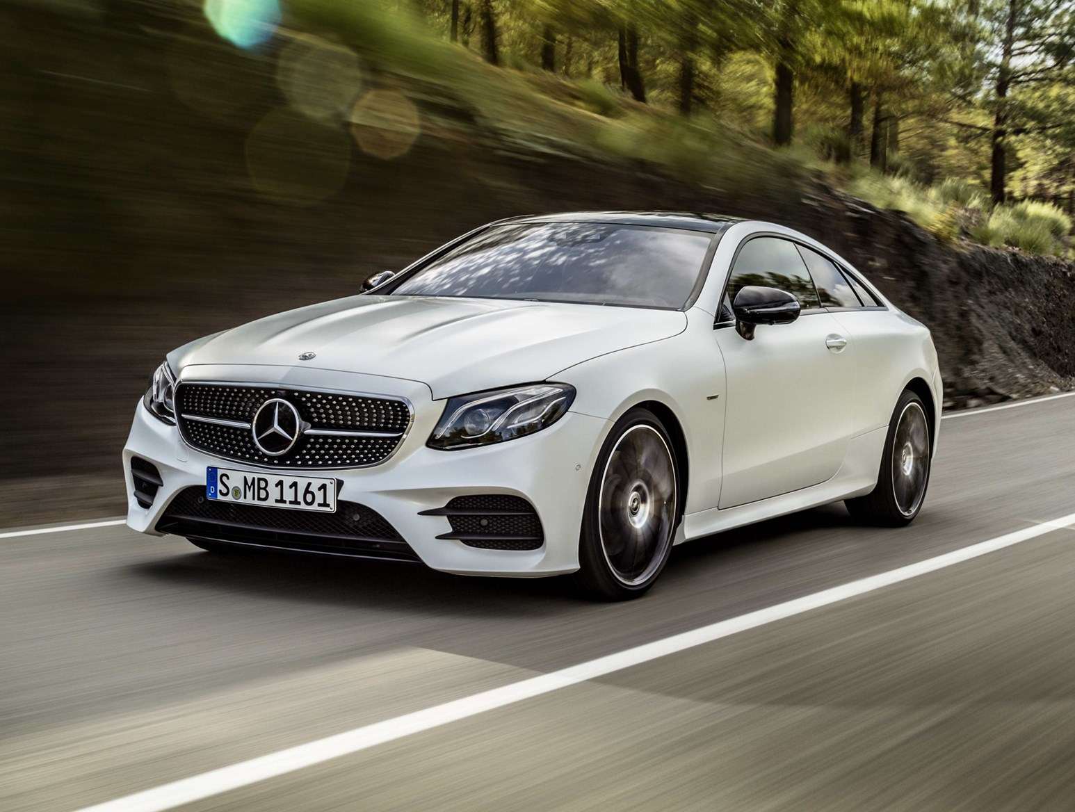 mercedes-benz e-class coupé (2017 - ) running costs | parkers