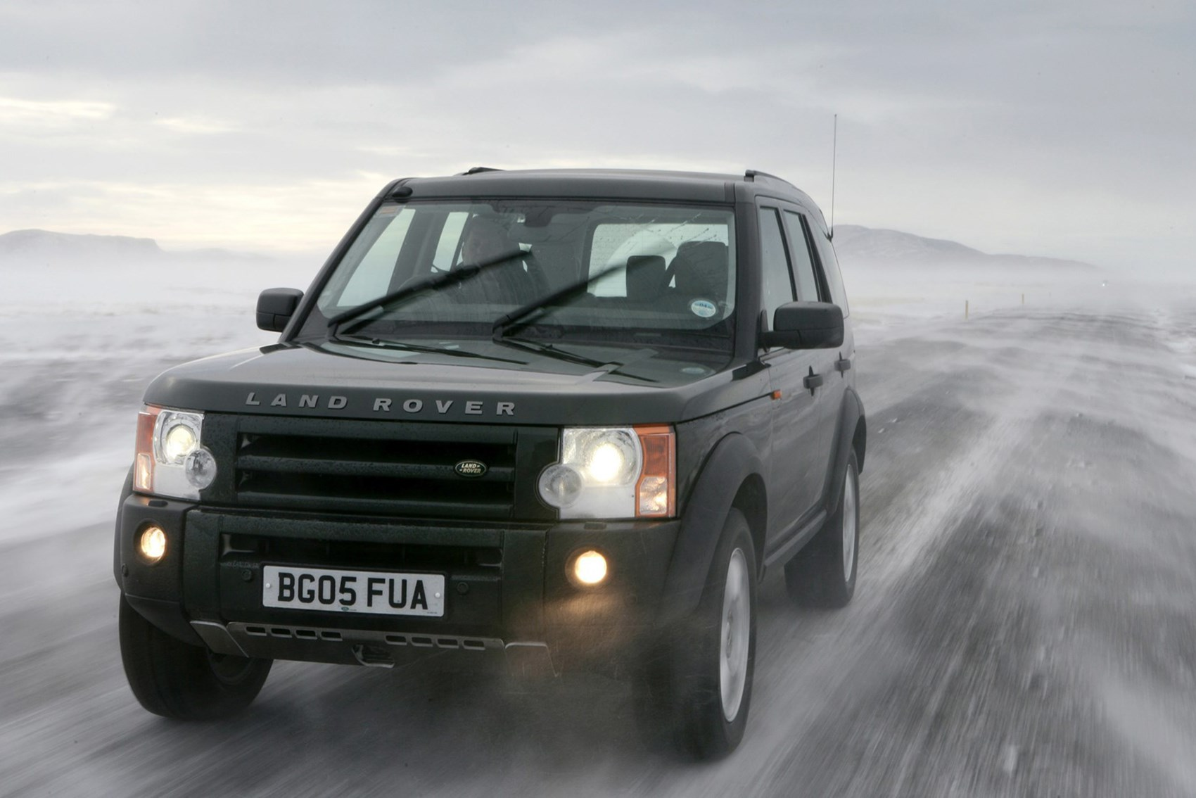 The Best 4x4s For Winter Driving Parkers