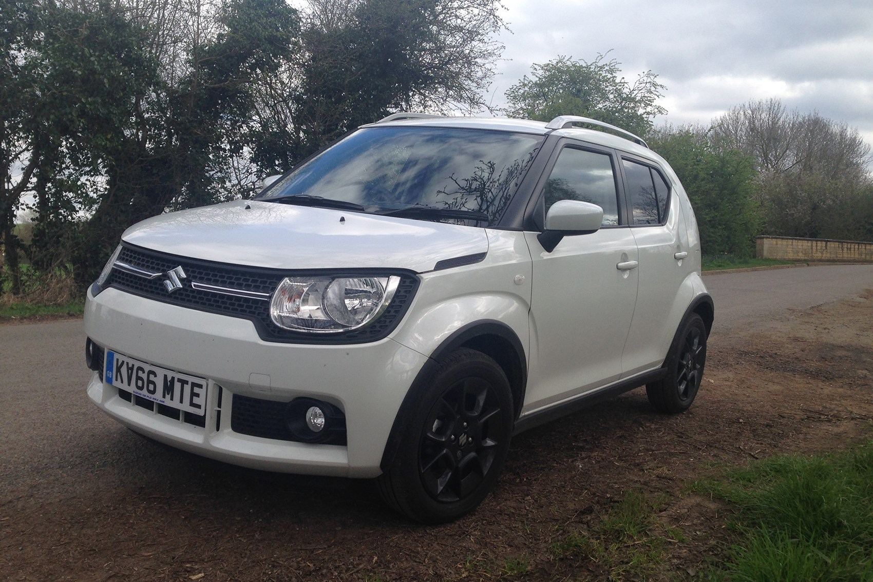 Suzuki Ignis Long Term Review Parkers