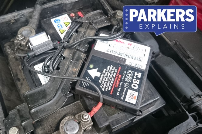 What is black box telematics? | Parkers