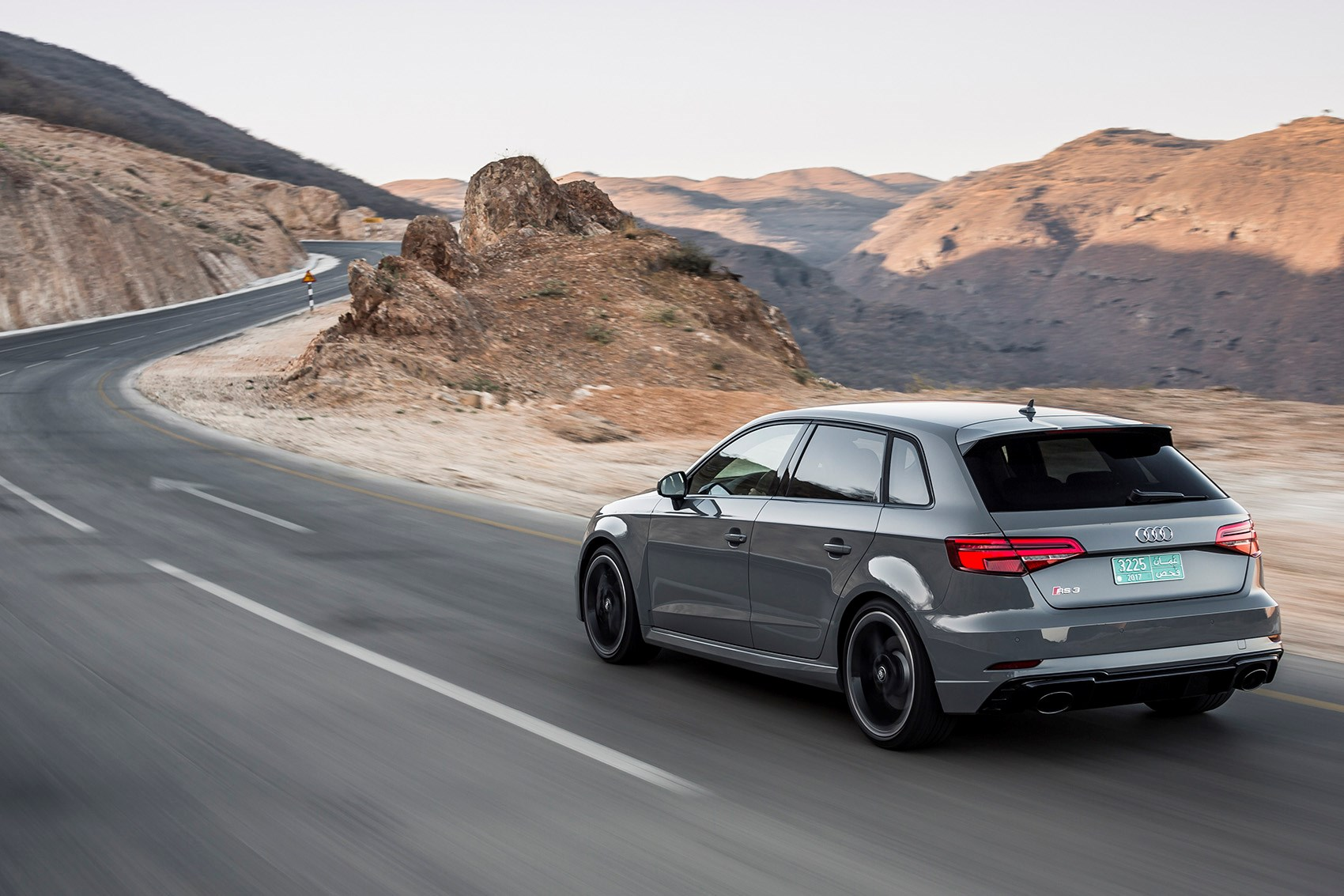 Road test: Audi RS3 Sportback | Parkers