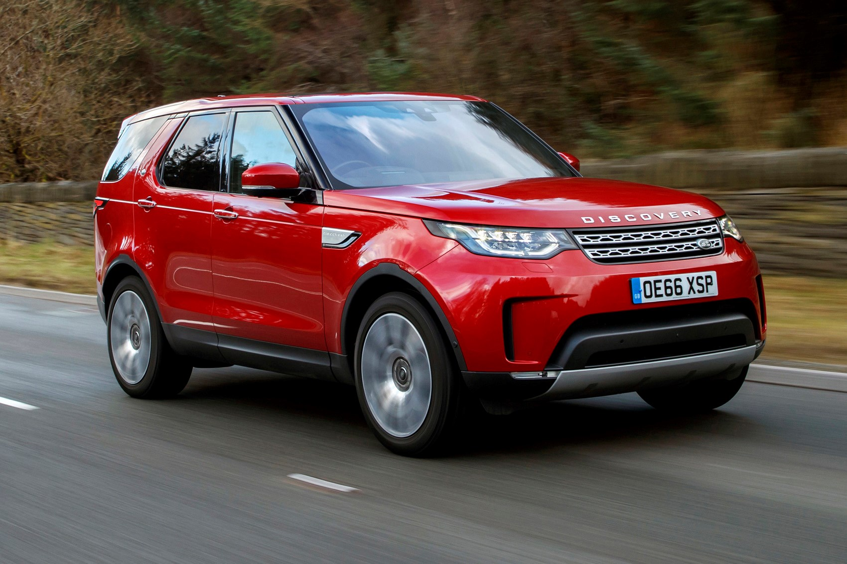 Road Test Land Rover Discovery Hse Luxury 2 0 Sd4 Auto