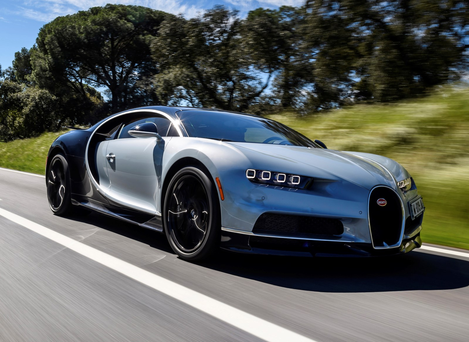 Bugatti Chiron Review Parkers