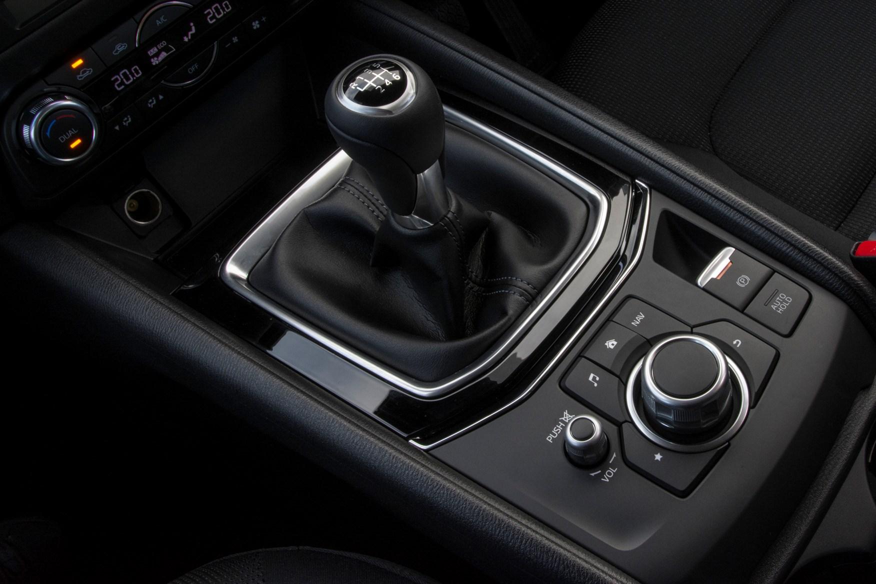 Mazda cx 5 suv review parkers for Interior mazda cx 5