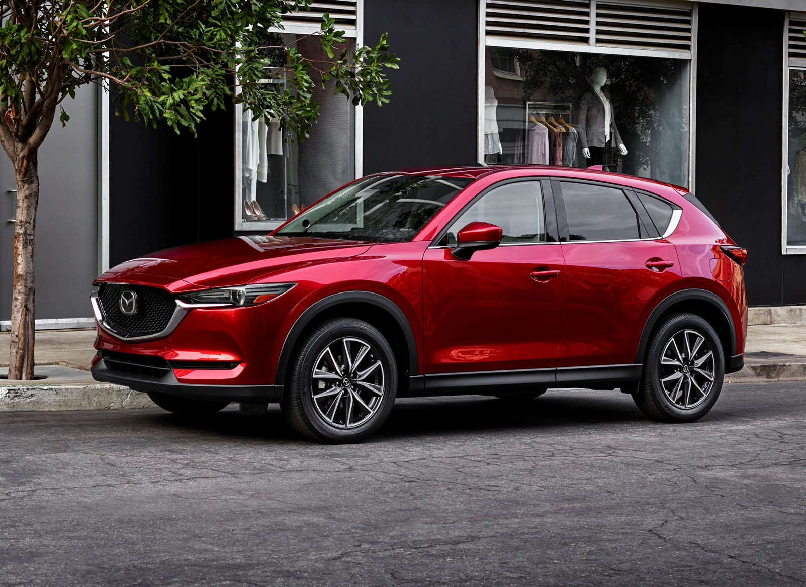 mazda cx-5 review: running costs | parkers
