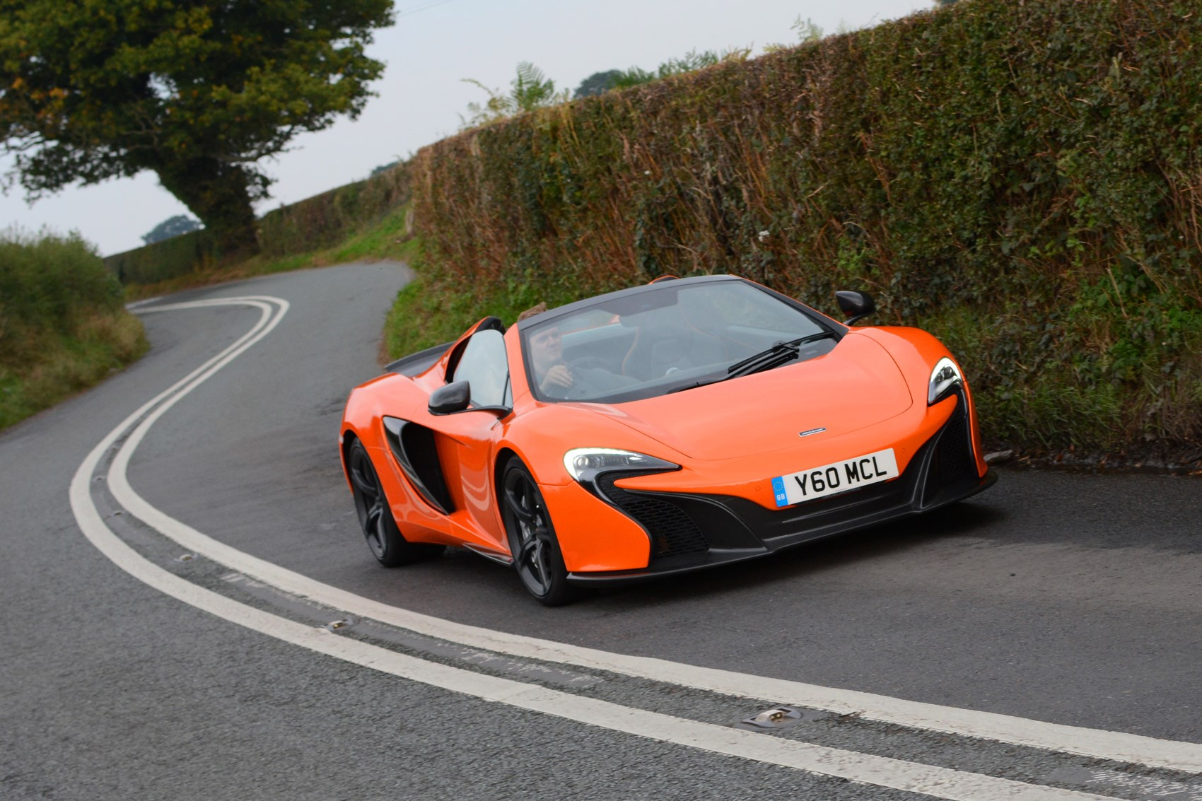 Mclaren 650s Spider Best Hardtop Convertible Cars