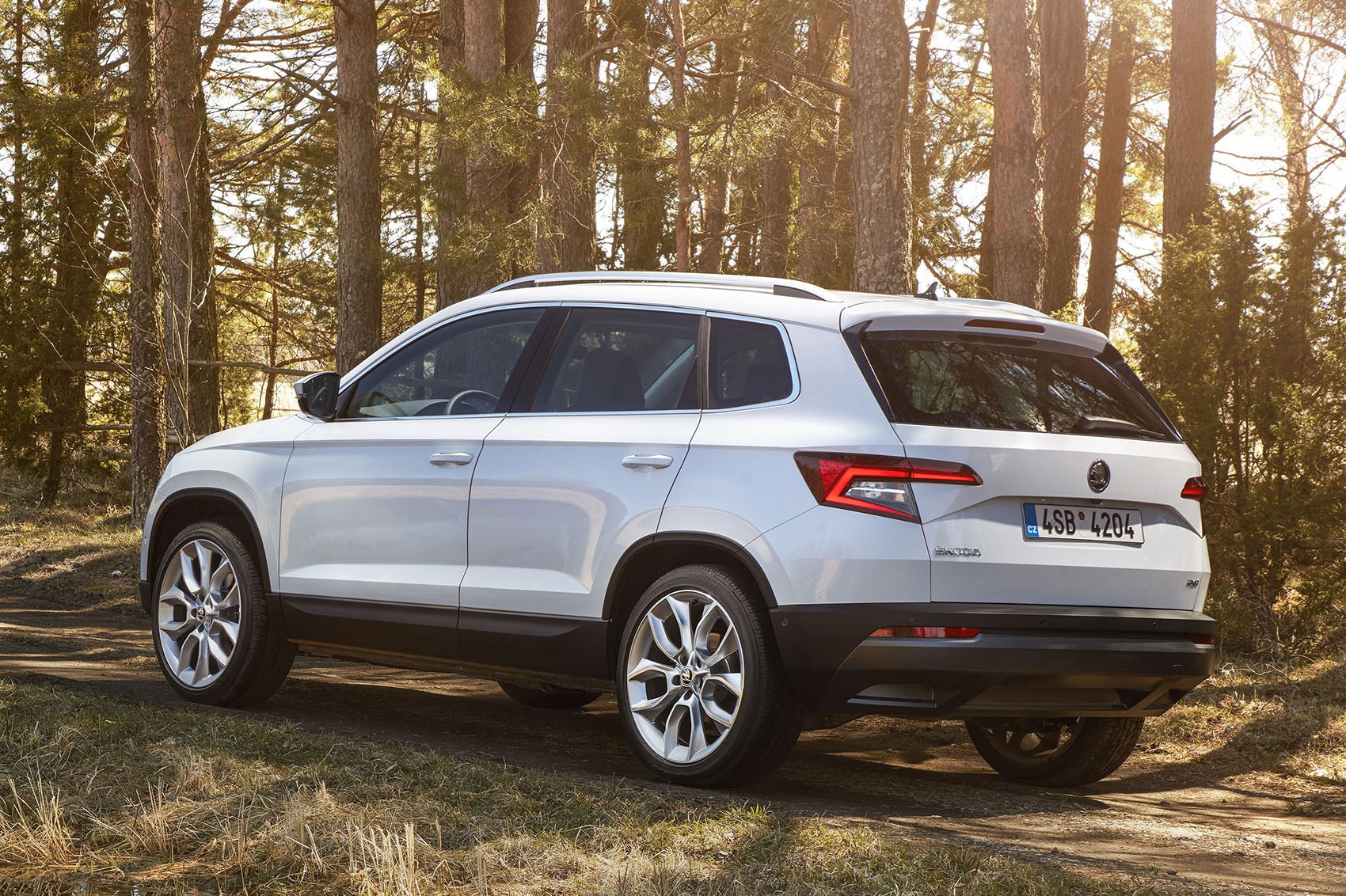 Skoda Karoq SUV review features safety and practicality
